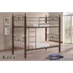 Кровать двухъярусная DD Кора (DD Kora) Onder Metal (Ондер Металл)