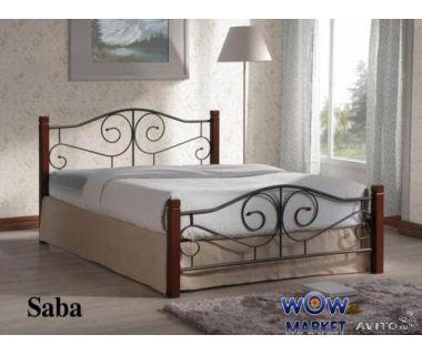 Кровать Саба (Saba) 140х200см Onder Metal (Ондер Металл)