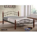 Кровать односпальная Мелис (Melis) 120х200см Onder Metal (Ондер Металл)