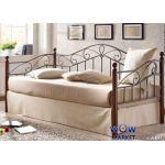 Кровать односпальная Мелис (Melis) day bed 90х200см Onder Metal (Ондер Металл)