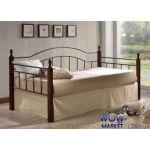 Кровать односпальная Ника (Nika) day bed 90х200см Onder Metal (Ондер Металл)