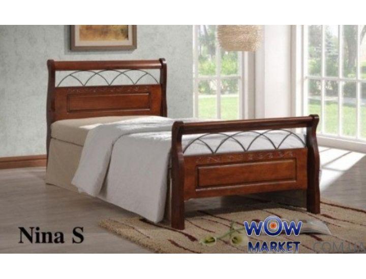 Кровать односпальная Нина S (Nina S) 90х200см Onder Metal (Ондер Металл)