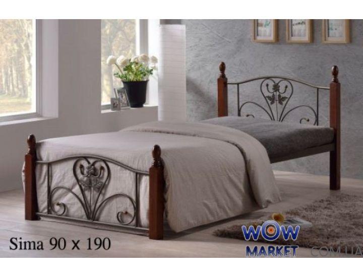 Кровать односпальная Sima (Сима) 90х190см Onder Metal (Ондер Металл)