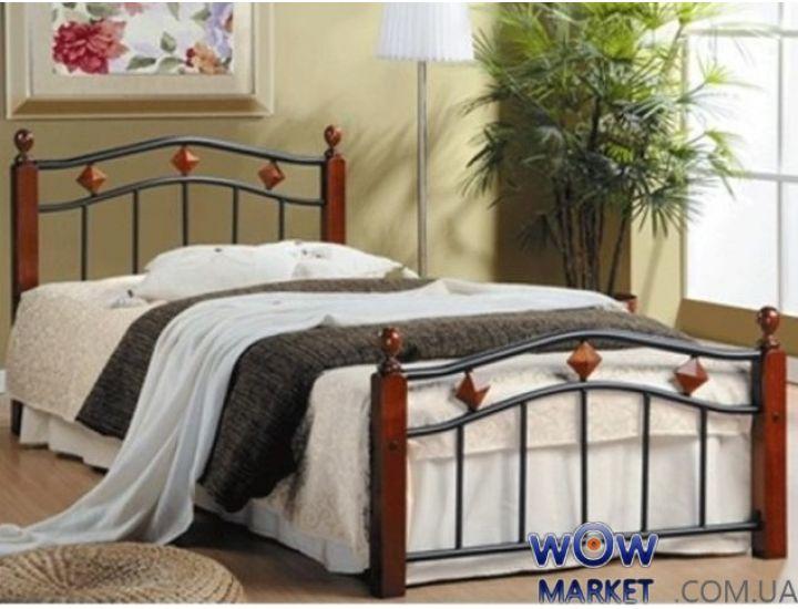 Кровать односпальная Хильда S (Hilda S) 90х190см Onder Metal (Ондер Металл)