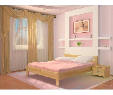 Кровать Рената 120х200см Массив Эстелла