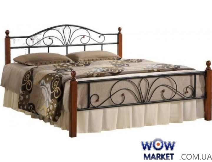 Кровать AT-9181 Onder Metal 160х200см
