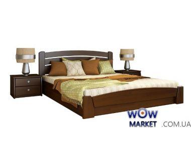 Кровать Селена Аури с подъемным механизмом 120х200см Массив Эстелла
