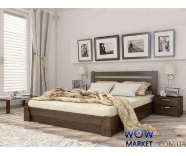 Кровать Селена с подъемным механизмом 160х200см Щит Эстелла