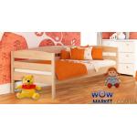 Кровать детская Нота Плюс 80х200см Щит Эстелла