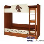 Кровать двухъярусная Апачи Дарвис