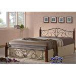 Кровать AT-9181 140х200см Onder Metal (Ондер Металл)