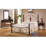 Кровать Вита 05 (Vita 05) Onder Metal 160-200