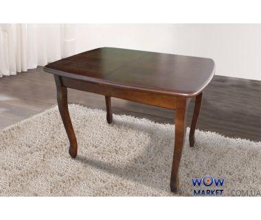 Стол обеденный раскладной Премьер 1150(+400)х750мм Микс-Мебель Престиж