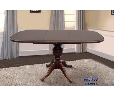Стол раскладной Триумф (орех) 1050(+400)х750мм Микс-Мебель Авангард