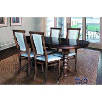 Стол раскладной Говерла 1600(+400)*900мм (орех темный) Микс-Мебель Карпаты