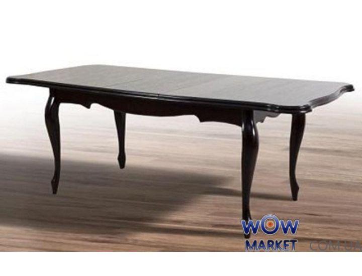 Стол раскладной Royal (Роял) 1600(+400)*900мм, венге, орех темный Микс Мебель Престиж