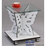 Столик кофейный SR-1122 WT Onder Metal (Ондер Металл)