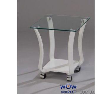 Столик кофейный SR-1123 WT Onder Metal (Ондер Металл)