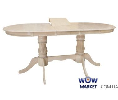 Стол раскладной Анжелика V 1,5м (крем) Domini (Домини)