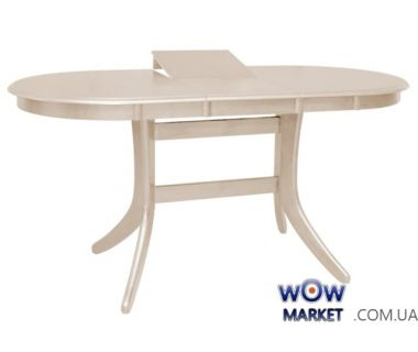 Раскладной стол Лайза W (крем) Domini (Домини)