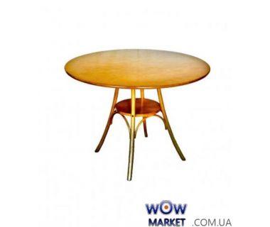 Стол деревянный круглый Клайд КМФ 37-01 Белорусь