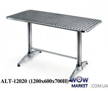 Стол алюминиевый ALT-12020 Onder Metal (Ондер Металл)