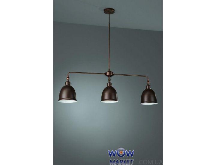 Светильник подвесной copper 3x75W 230V 37411/43/10
