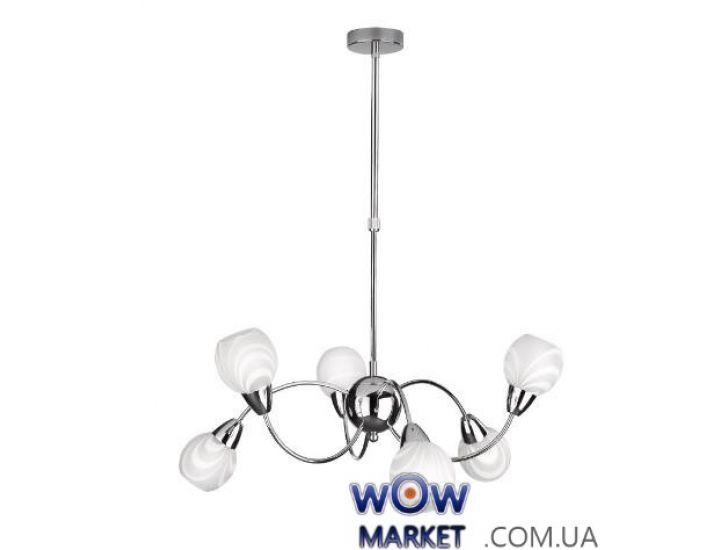 Светильник подвесной GRATIANUS chrome 6x12W 41043/11/10